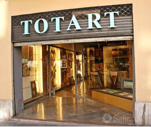 Mejores 30 imágenes de Tienda de enmarcación Barcelona TOTART en ...