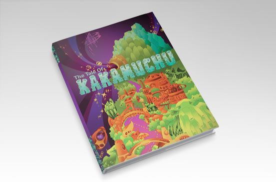 Tale of Kakamuchu: Work, Inspirations, Kakamuchu