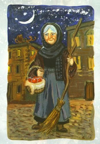 Befana - from Russia