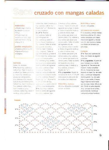 MODA Y CROCHE 5 - RAIHUEN - Álbuns da web do Picasa