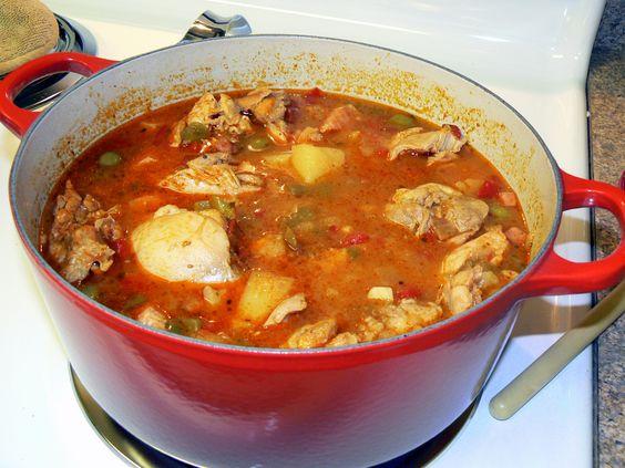 Arroz Con Pollo Caribbean Rice With Chicken