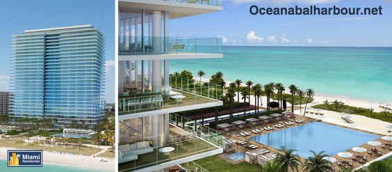 Aproveite o melhor projeto em #Miami frente ao mar em www.oceanabalharbour.net/br #Imobiliaria #BalHarbour