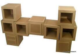 tutoriel meuble en carton patron gratuit - Recherche Google