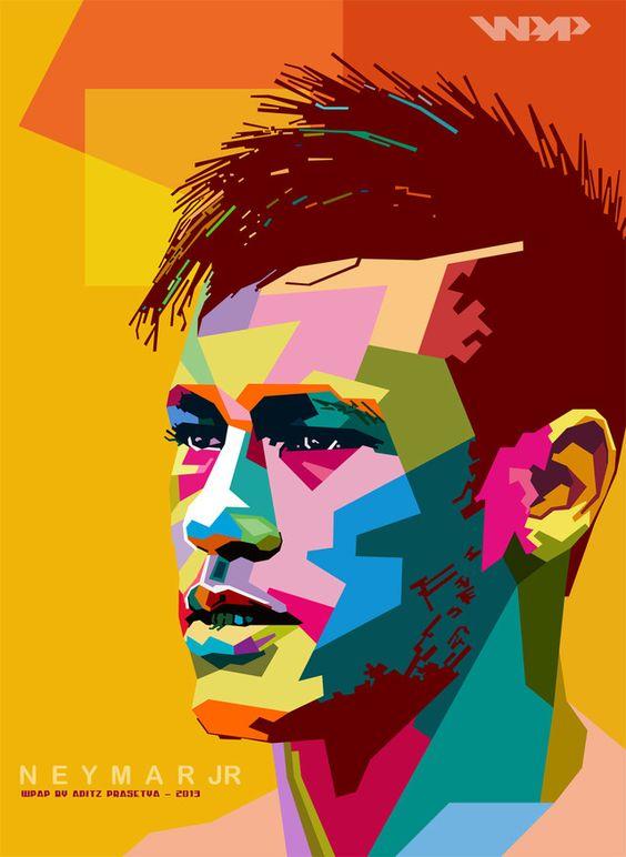 neymar WPAP
