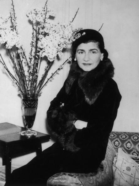 Mademoiselle Gabrielle 'Coco' Chanel. 1883 - 1971.