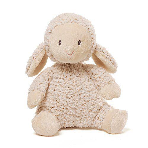 Gund Baby Chime Toy, Baala Sheep, http://www.amazon.com/dp/B00HUVI9VY/