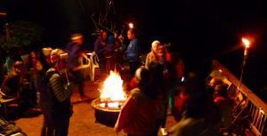 Hosting a Bonfire Party for Teens