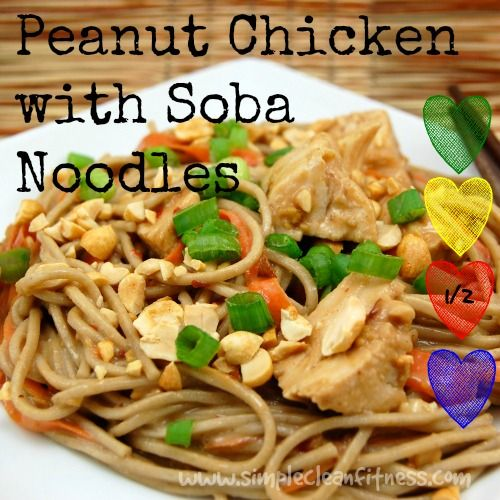Chinese peanut chicken and noodles recipes