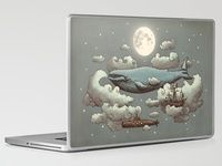 I would put this on my laptops... very dream-y
