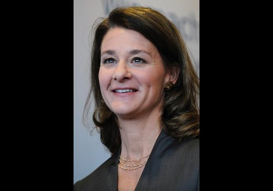 Melinda Gates : #4 Power Women Power Women - Forbes.com | | Kappa Alpha Theta #theta1870