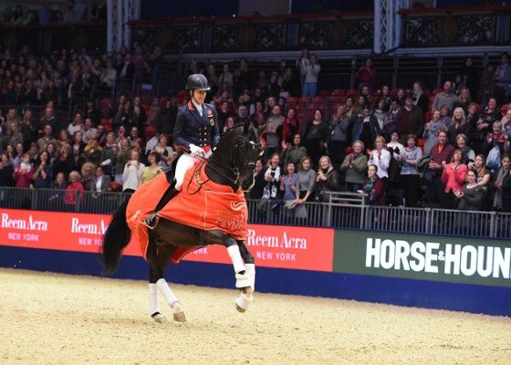 BREAKING NEWS - Charlotte will not defend her World Cup title, read all about it at http://www.horseandhound.co.uk/news/breaking-charlotte-dujardin-will-not-defend-world-cup-title-529765
