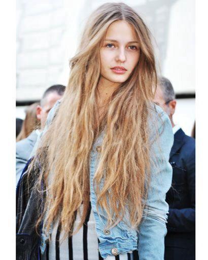Fine Blonde Hair Blondes And Hair On Pinterest Hairstyles For Women Draintrainus