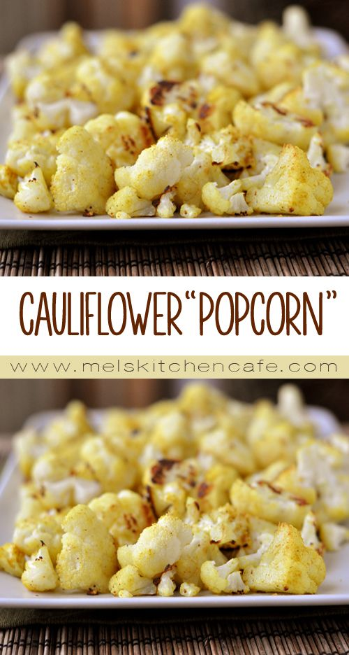 This Curried Cauliflower Popcorn is magically addictive.
