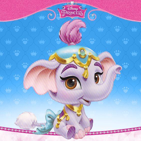 Palace Pets Jasmine, Pets and Princesses