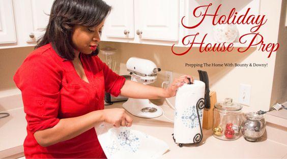 - Holiday House Prep with Downy & Bounty! - #AD #Hostinghacks @costco