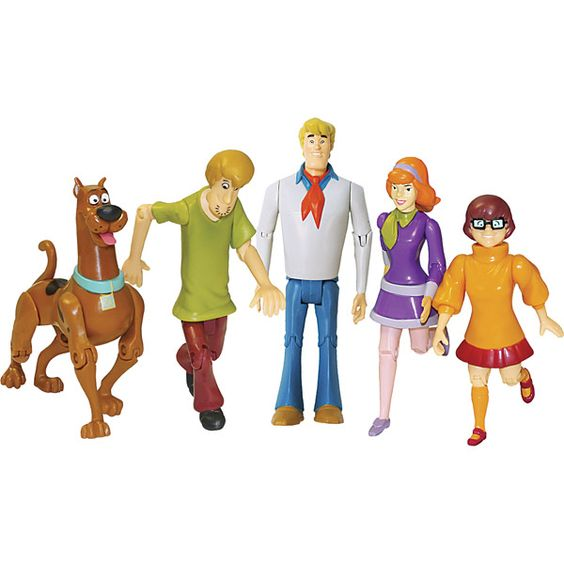 Galerie Le scooby gang