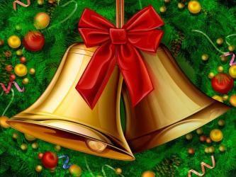 Kerst klokje klingelingeling