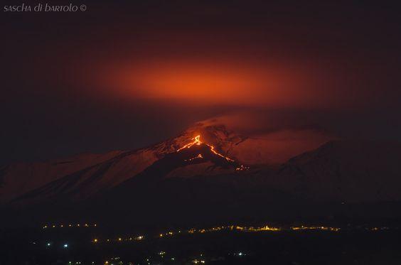 Photo Etna march 14 2014 by Sascha Di Bartolo on 500px