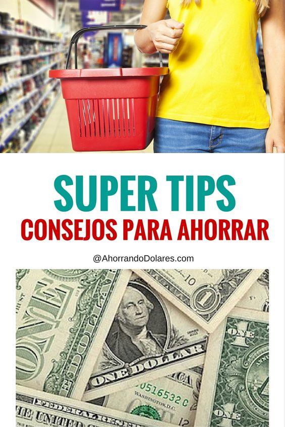 Tips y consejos para ahorrar dinero en tu hogar ideas que - Ideas para ahorrar dinero ...