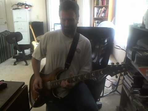 Ozzy Osbourne - Paranoid Cover by Chad Garber
