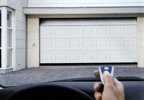 Pintu Garasi Otomatis Roll Up Pintu Garasi Garasi Remote