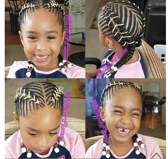 40 Cool Hairstyles For Little Girls On Any Occasion Hair Styles Little Girl Hairstyles Kids Hairstyles
