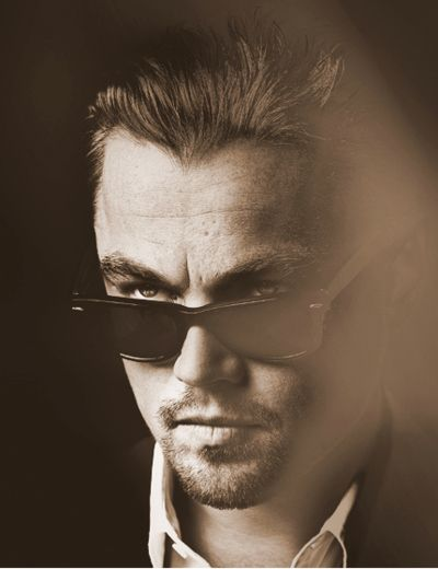 Leonardo Dicaprio... My heart is throbbing! -  I Save Free Silver Today... To Buy More Like His Sunglasses Tomorrow. ..http://tiny.cc/SaveFreeSilver...