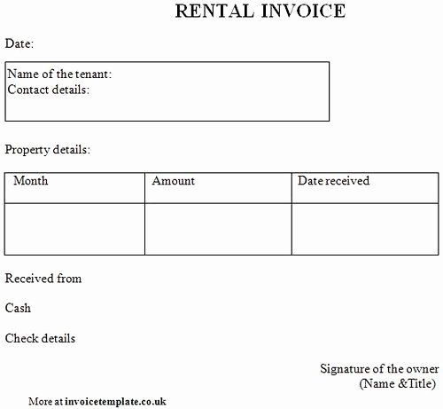 Rent Invoice Template Word Best Of 15 Best Invoice Images By Kelly Long On Pinterest Invoice Template Word Invoice Template Printable Invoice