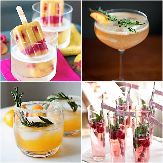 20 Delicious Signature Cocktail ideas