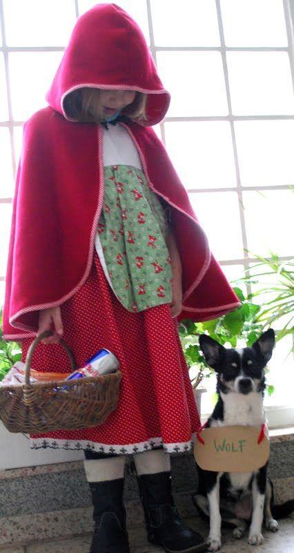 Das moderne Rotkäppchen darf natürlich nicht alleine durch den Wald laufen und wird auch von Alkoholika ferngehalten. Dafür hat es einen Energy Drink für die moderne Oma dabei, und auch Würstchen-nicht für die Oma, die ist auf Diät- sondern für den Wolf. Nicht etwa um ihn zu besänftigen, sondern weil die heutzutage so mickrig sind das einem angst und bange werden kann!