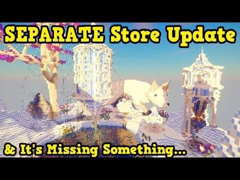 Minecraft 1 5 New Store Update No 256x Texture Pack With
