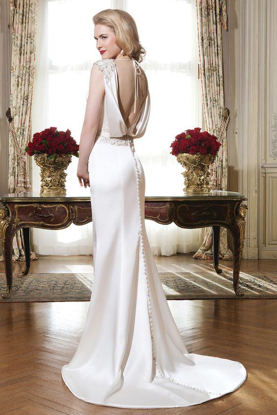 8764 by Justin Alexander | Wedding Dresses | www.guidesforbrides.co.uk
