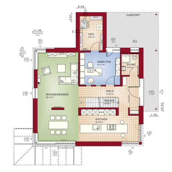 Bien Zenker - Fertighaus - Concept-M