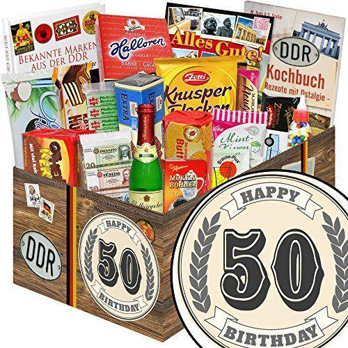 50 Geburtstag Ddr Geschenkkorb 30 Geburtstag Geschenkeideen