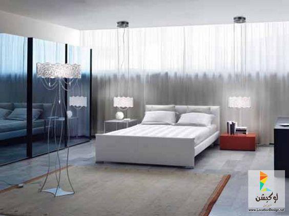 ديكورات إضاءة غرف نوم مودرن Ceiling Design Bedroom Bedroom Design Modern Bedroom Lighting