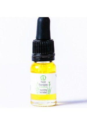 Nourishing Nail Elixir es un aceite orgánico reparador y regenerante, con propiedades antisépticas, indicado para cuidar cutículas y uñas.
