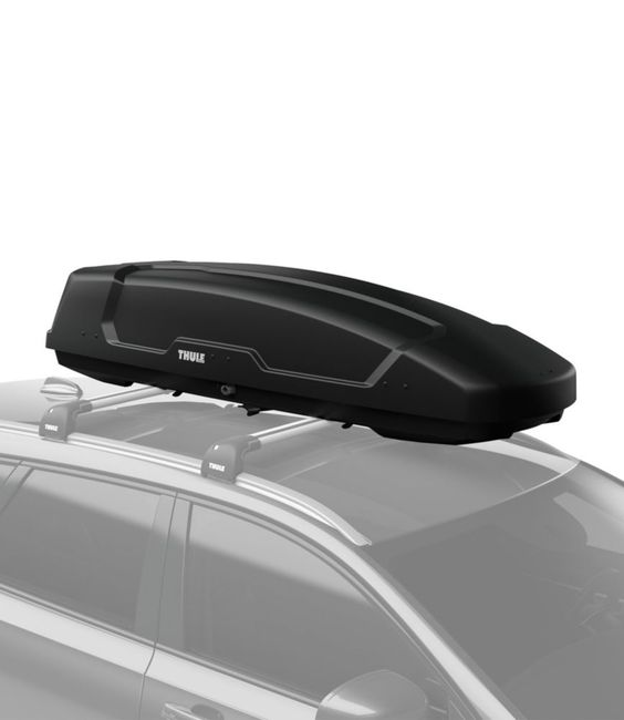 Thule Force Xt Xxl Roof Box In 2020 Roof Box Roof Roof Replacement Cost