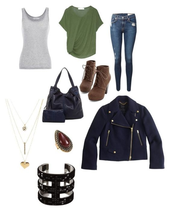 Caroline Forbes by abrown0990 on Polyvore