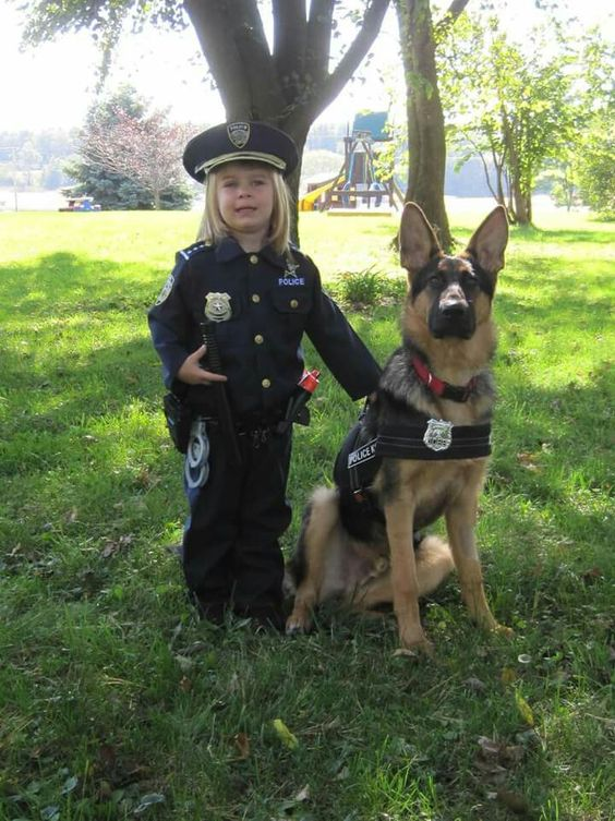 kid and dog halloween, police halloween costume, funny dog costumes
