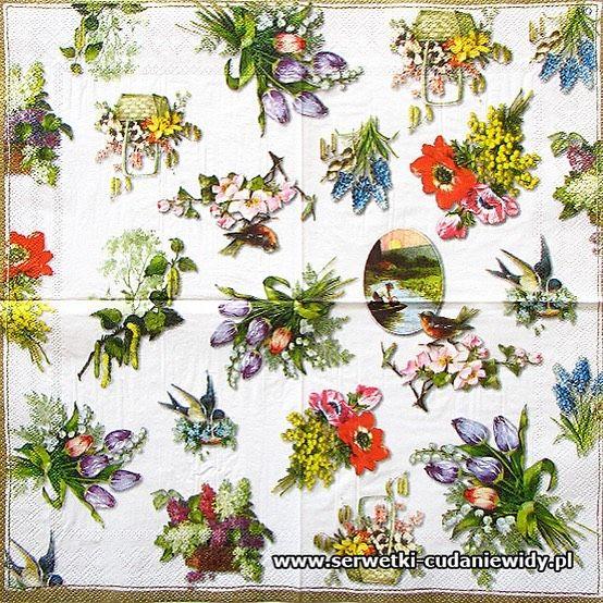 27 Me Gusta 1 Comentarios Serwetki Papierowe Cudaniewidy Serwetki En Instagram Blathanna Blom Furawazu Blumen Flors Geles Decoupage Painting Art