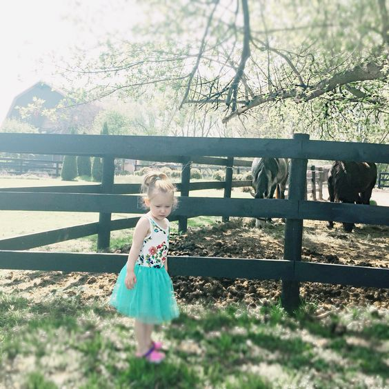 Sleeveless A-Line Green/Mint Tutu Dress Floral Pattern Top One of Our Personal Favorites