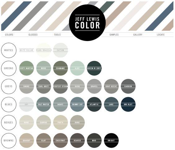 Dunn edwards jeff lewis color palette there 39 s no place - Dunn edwards paint colors exterior ...