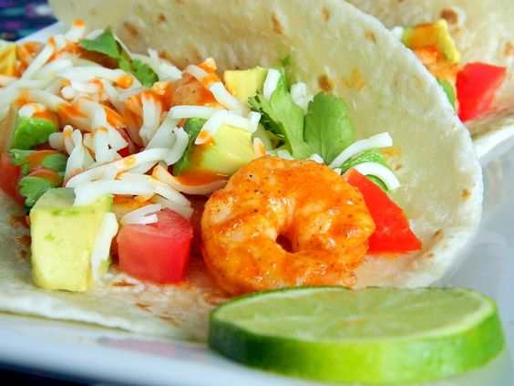 seafood and more buffalo shrimp shrimp tacos buffalo shrimp tacos ...
