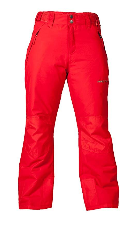 Arctix Boys Youth Reinforced Snow Pants