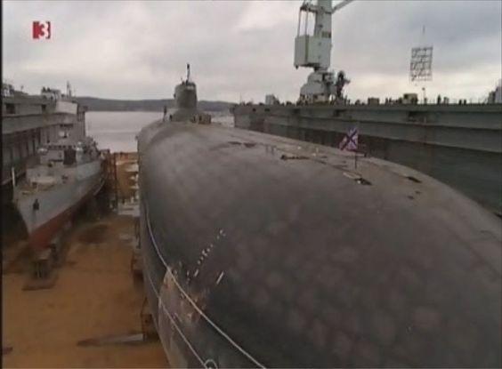 Das größte U-Boot der Welt
