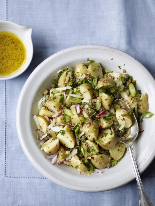 Meat Free Monday Potato Salad
