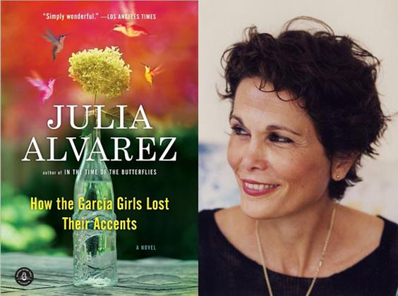 "a book analysis of how the garcia girls lost their accent by julia alvarez How the garcia girls lost their accents julia alvarez publisher: algonquin books 1 6 0 summary ""simply wonderful"" —los angeles times acclaimed writer julia alvarez's brilliant and buoyant and beloved first novel gives voice to four sisters recounting their adventures growing up in two cultures."