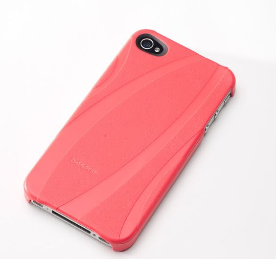 Bioserie eco-friendly iPhone case - made from plants!