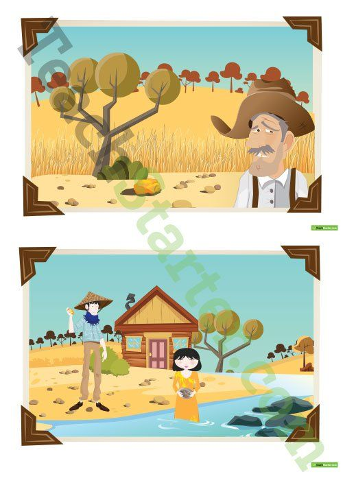 Australian Gold Rush – Posters and Decorations Teaching Resource