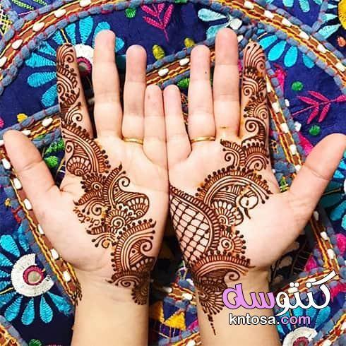اروع رسومات حناء سهلة و بسيطة 2021 رسومات تاتو بالحناء رسومات حنة كبيرة Mehndi Designs For Girls Mehndi Designs Bridal Mehendi Designs Hands
